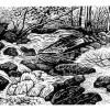 """Avery Creek - 12 x 20 """""""