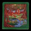 """Swamp Reverie - 9x9"""""""